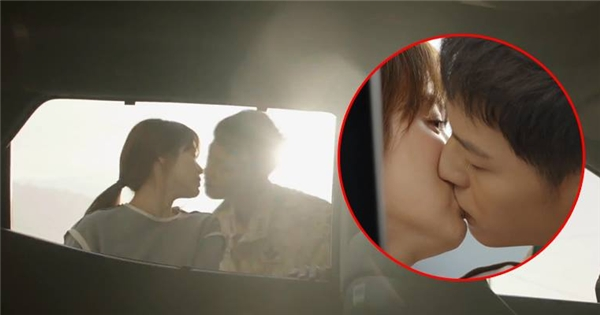 Cận cảnh màn 'khóa môi' phá nóc rating của 'đại boss' và bác sĩ Kang