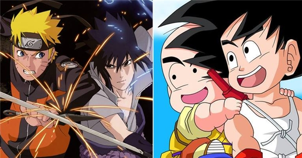 Những tình bạn đáng ngưỡng mộ của anime Nhật Bản