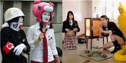 Những hình ảnh lạ lùng chỉ có ở Nhật Bản