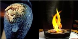 Những hình ảnh cho thấy hóa học thực sự 'vi diệu muốn xỉu'
