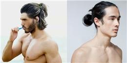 12 kiểu tóc 'chất chơi' cho soái ca tóc dài