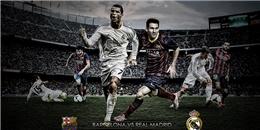 Ronaldo không còn chỗ đứng ở Siêu kinh điển