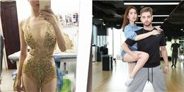 Hé lộ trang phục nghìn đô của Ngọc Trinh trong chung kết BNHV