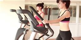 5 sai lầm 'chết người' chị em hay mắc khi tập gym