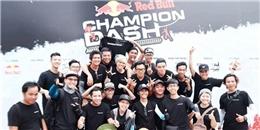 """Red Bull Champion Dash: Cuối tuần quá """"đã"""" tới từng khoảnh khắc"""