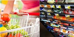 Những thực phẩm rẻ mấy cũng không mua trong siêu thị