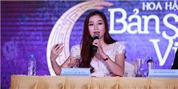 Á hậu Thu Hương làm cố vấn cuộc thi Hoa Hậu Bản Sắc Việt Toàn Cầu 2016