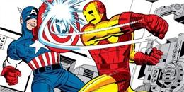 Những cuộc đụng độ kinh điển giữa Captain America và Iron Man