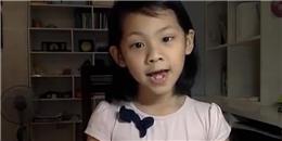 Bất ngờ trước khả năng ngoại ngữ 'cực đỉnh' của cô bé 7 tuổi