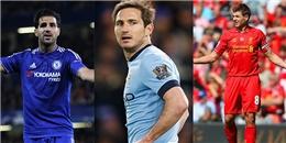 10 tiền vệ ghi bàn nhiều nhất kỉ nguyên Champions League