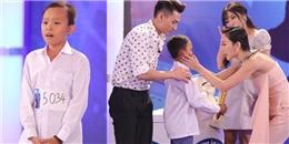 Giám khảo Idol Kids đồng loạt rơi lệ trước cậu bé hát dân ca
