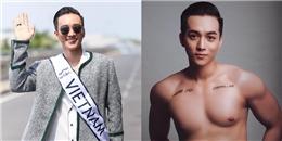 Mĩ nam 9x lên đường tham gia Mister Global 2016