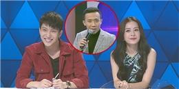 Trấn Thành 'nghi ngờ' giới tính của Bê Trần giữa sóng truyền hình