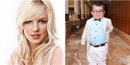 Cậu bé 'yêu' nhất Việt Nam xuất hiện trên Instagram của Britney Spears