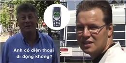 Đây là những gì người ta nói về điện thoại di động cách đây 17 năm!
