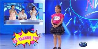 Cô bé 7 tuổi khiến 3 vị giám khảo tăng động với ca khúc  Tôi thích  cực dễ thương