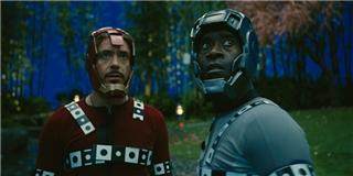Sự thật phía sau những cảnh quay hoành tráng trong Captain America