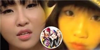 Xem lại clip Minzy hồi tưởng về khoảnh khắc lần đầu thi tuyển vào YG