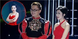 Hòa Minzy hóa thân Mỹ Linh phiên bản  dị dạng  trên sân khấu