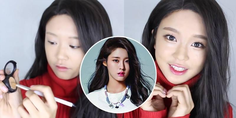 Tiết lộ bí quyết trang điểm trong suốt xinh như mĩ nữ Hàn