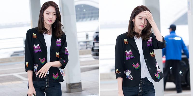 """""""Soán ngôi"""" Song Joong Ki tại Đại Lục, Yoona (SNSD) trở thành tâm điểm của báo giới khi về nước"""