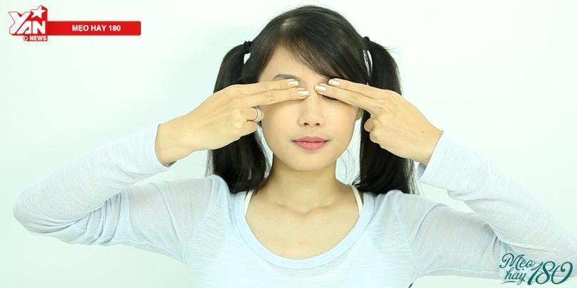 [Mẹo Hay 180] 5 bí kíp luyện mắt mà dân văn phòng phải biết
