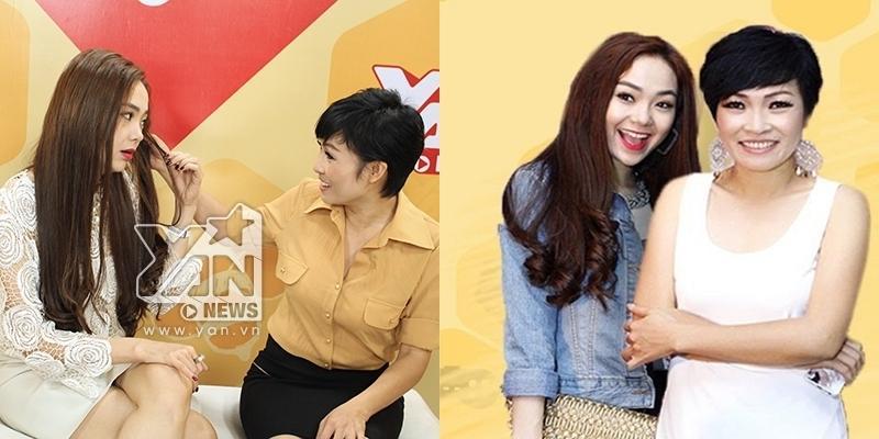 """YAN Chat: Minh Hằng và Phương Thanh: """"Đóng phim tốt nhất nên đóng người nghèo"""""""