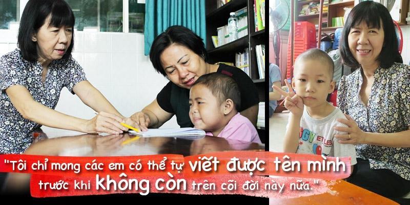 """Đây là """"người mẹ"""" có nhiều đứa con mất vì ung thư nhất Việt Nam"""
