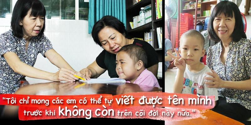 Đây là 'người mẹ' có nhiều đứa con mất vì ung thư nhất Việt Nam