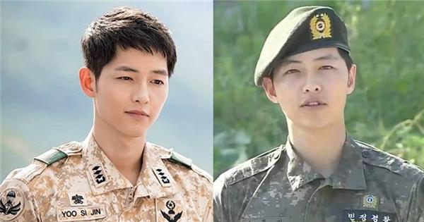Hé lộ chân tướng thật 'Đại úy Yoo' trong quân đội