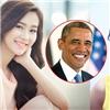 Đặng Thu Thảo và nhiều sao Việt háo hức khi diện kiến Tổng thống Obama