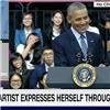 Hát rap trước Obama, Suboi được báo chí quốc tế mời phỏng vấn