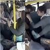 Hả hê với clip gã  dâm dê  bị chị em phụ nữ đánh hội đồng trên xe buýt