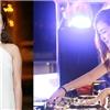 DJ Trang Moon phiêu cực chất trong bữa tiệc bể bơi hoành tráng
