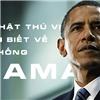 35 sự thật ít người biết về  soái ca chính trị gia  Obama