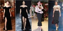 Khi các 'biểu tượng sắc đẹp' Việt thi nhau diện váy nhái