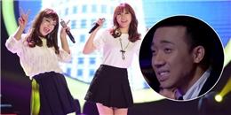 Trấn Thành 'tái mặt' say mê ngắm 'phiên bản lỗi' của Hari Won