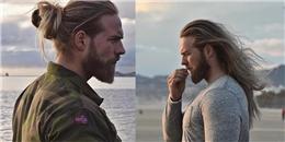 Dân mạng 'đứng hình' trước nam thần quân nhân Na Uy đẹp trai như Thor