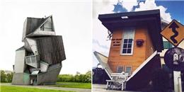 Những ngôi nhà 'kì quái' nhất hành tinh