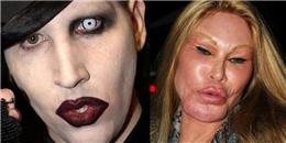 'Đau mắt' với 10 nghệ sĩ được bình chọn là 'xấu xí nhất thế giới'