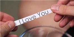 Những thông điệp ý nghĩa đằng sau câu 'I Love You' bạn chưa hề biết