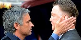 Mourinho sẽ thay Van Gaal ngay sau chung kết cúp FA