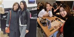 Tiêu Châu Như Quỳnh 'sướng rơn' khi gặp lại vợ Lam Trường