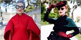 Gặp gỡ những ông cụ bà lão có gu thời trang 'chất chơi' nhất hành tinh