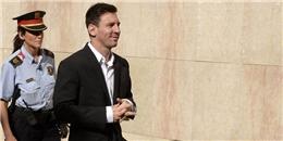 Messi hầu tòa: Đổ hết trách nhiệm cho bố