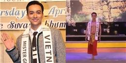 Đại diện Việt Nam bớt 'bánh bèo' trong đêm thi chung kết Mister Global 2016