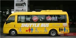 Trải nghiệm cảm giác vi vu Sài Gòn với xe buýt