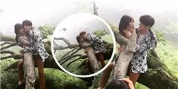 """Fan """"tan chảy"""" với clip tình tứ của Goo Hye Sun và Ahn Jae Hyun"""