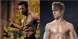 Dàn tài tử điển trai của thương hiệu 'X-Men'