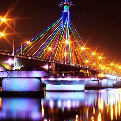 Những địa điểm đẹp như phim ở Đà Nẵng
